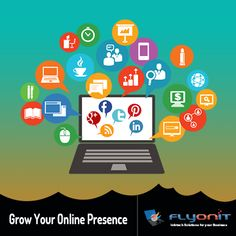 Embrace social media if you want your business to grow. Call us on 1300 359 664 if you want the best #SocialMediaMarketing results without much hassle - #Flyonit