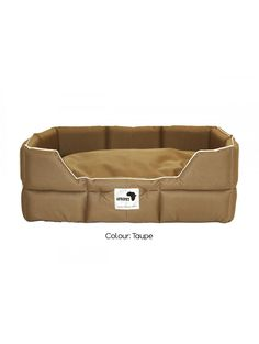 Buy Afripet Tuffee Rectangular Dog Beds from A Pet's Life Online Shop - the original online pet products shop in South Africa. Dog Bed, Taupe, Dogs, Blankets, Beige, Pet Dogs, Doggies, Blanket, Cover
