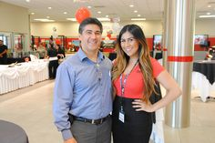 Sebrina-Social Marketing with Joe Dominguez-Service & Parts Director
