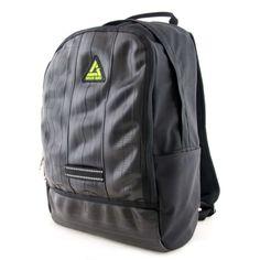 Commuter Recycled Bike Tube Backpack by Green Guru - $69.95