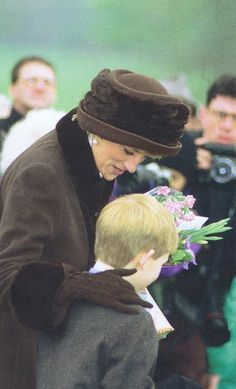Diana and Harry 1994