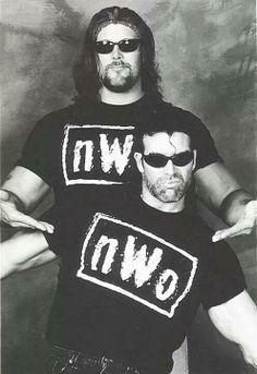 Scott Hall and Kevin Nash, nWo