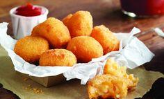 Burger King introduces Cheesy Tots, and Molten Fudge Bites.....