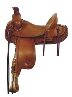 Billy Cook High Country Rancher Ranch Saddle Original