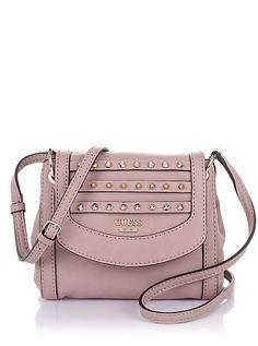Isella Petite Crossbody Flap Bag on Guess.eu