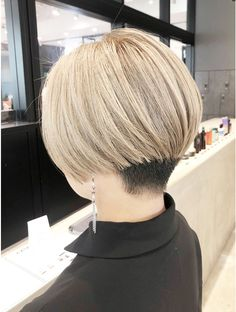 Short Pixie, Short Bob Hairstyles, Bobs, Short Hair Styles, Hair Cuts, Hair Beauty, Elegant, Cute, Fashion