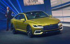 VW Arteon – Die Kunst des Kaschierens