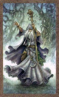 """""""...El mago invocador, el sanador por las plantas y las prácticas chamánicas..."""""""