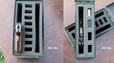 Guns.com takes a look at Mr. Ammo Can foam inserts that turn surplus .30 and .50 caliber ammo cans into solid pistol cases.