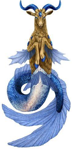 royal Sea Goat Capricorn