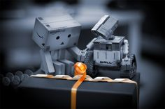 Danbo, Walle and present