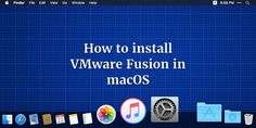 With VMware Fusion you can create virtual machines with many operating systems: Windows, Linux and even macOS - all on your MacBook