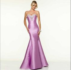 Vestidos De Noche New Custom Made Lavender/Red/Ivory Satin Beading Sequined Crystal Mermaid Long Evening Dress Formal Dress