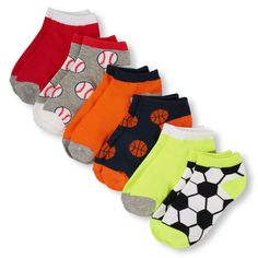 Boys Boys Sporty Ankle Socks - Gray - The Children's Place - My favorite children's fashion list Boys Socks, Kids Clothes Boys, Novelty Socks, Designer Socks, Ankle Socks, Two Piece Swimsuits, Children's Place, Kids And Parenting, Bag Accessories