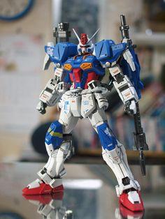 MG 1/100 Buster Gundam - Painted Build