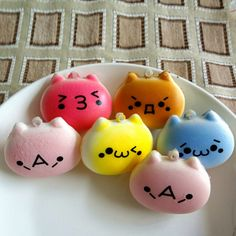 Cheap squishy charm, Buy Quality cat squishy directly from China kawaii squishy charm Suppliers: 4cm Cartoon Cat Squishy Charms Kawaii Buns Bread Cell Phone Key Bag Strap Pendant Squishes