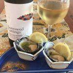 Borrowed Cuttings Piquepoul and oysters #rareozzies Rare Wine, Buy Wine Online, Wine Education, Wine Reviews, Cuttings, Wine Making, Wineries, The Borrowers, Oysters
