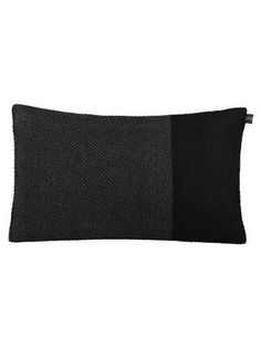 """Pillow Studio RUF Cuddles Grey: Size: 20"""" x 12"""" or 50 cm x 30 cm VELVETY SOFT WOOL PILLOW Handmade in Morocco: pillows, throws and bedspreads"""