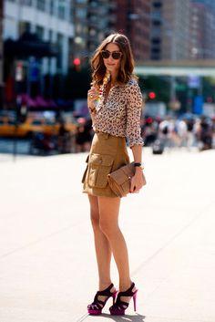 The Olivia Palermo Lookbook : ***