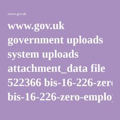www.gov.uk government uploads system uploads attachment_data file 522366 bis-16-226-zero-employees-report.pdf
