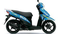 Suzuki Address GP