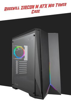 Computers / Computer Components / Computer Parts / Computer Hardware / Computer Cases / Rosewill / Rosewill Cases / Gaming / Gaming PC Computer Case, Gaming Computer, Storage One, Tower Games, Cable Cover, Cooler Master, Cable Organizer, Pc Cases, Led Light Strips