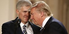 Here Are Trump's Talking Points For Republicans To Sell His SCOTUS Nominee | The Huffington Post