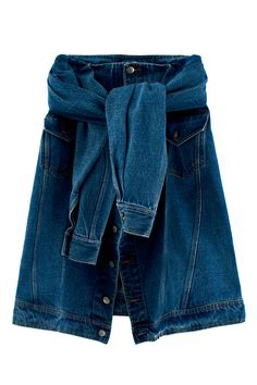 Ashish DENIM Skirt