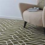 These elegant hand tufted wool rugs feature exotic patterns inspired by mosaics and geometric tiles. Rendered in sophisticated hues, Veuve is a marriage of classic and contemporary designs to stand the test of time. Geometric Tiles, Pattern Fashion, Wool Rug, Contemporary Design, Mosaic, Rugs, Foyer, Colour, Inspiration