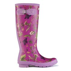 Hunter - RHS Original..I'm gonna get these for Sherry and I! I love Wellies!