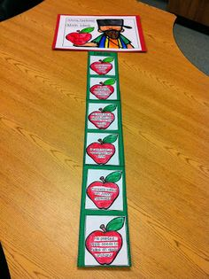 Creative Lesson Cafe: Johnny Appleseed Main Ideas and Details