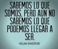 Shakespeare #Motivación