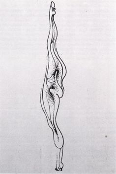 Illustration by Hans Bellmer from from L'Anatomie de l'Image (Anatomy of the Image)