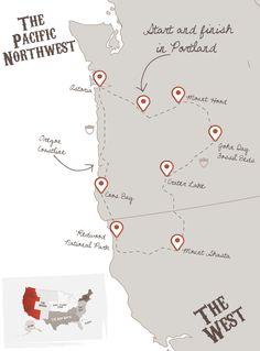 Discover Oregon - Travel tips - Travel tour - travel ideas West Coast Road Trip, Us Road Trip, Travel Tours, Travel Usa, Travel Ideas, Places To Travel, Places To Go, Family Adventure, Adventure Awaits