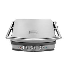 Frigidaire Professional Stainless  5-in-1 Panini Grill / Griddle1,500 Watts