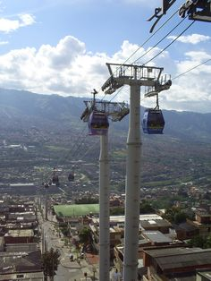 Parque Arvi can be reached through a fantastic cable car ride. Situated in Santa Elena, the park offers an escape from the hustle bustle of the city life. #Medellin