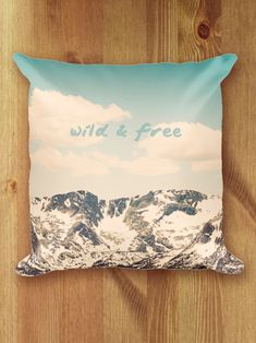 This soft pillow is an excellent addition that gives character to any space. It comes with a soft polyester insert that will retain its shape after many uses, and the pillow case can be easily machine