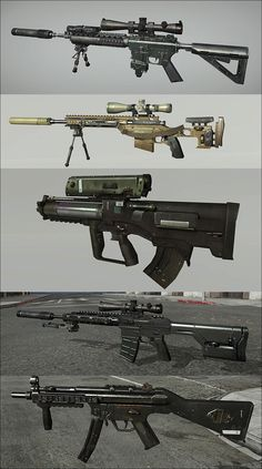 Call Of Duty : Modern Warfare 3 weapon. What are some of your favorite weapons, Followers?