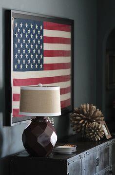Framed Flag Read More