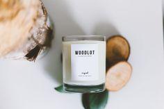 woodlot original candle @SHOPBRIKA