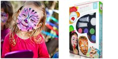 Weebumz Face paint kit featured in a post on YMF Blog! Fundraising idea- Face painting party! Love it! http://www.yourmodernfamily.com/5-unique-fundraiser-ideas/