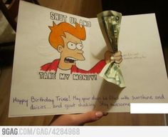 Awesome Birthday Card