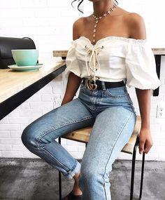 Coffee date outfit idea. #regram via @taliacupcake.