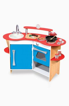 Melissa & Doug 'Cook's Corner' Wooden Play Kitchen available at Nordstrom