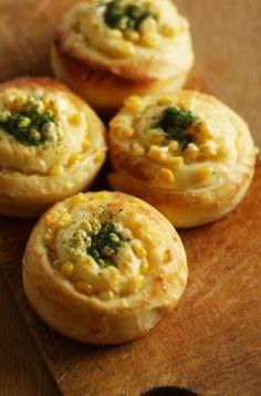 コーンマヨパン | お菓子・パンのレシピや作り方【corecle*コレクル】