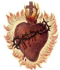 Sacred heart of Jesus pictures and drawing art images Jesus Tattoo, Religious Paintings, Religious Art, Religious Symbols, Sagrado Corazon Tattoo, Sacred Heart Pictures, Catholic Tattoos, Jesus And Mary Pictures, Sacred Heart Tattoos