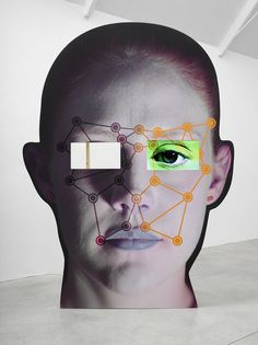 Tony Oursler – template/variant/friend/stranger   Exhibitions   Lisson Gallery