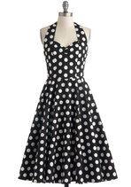 Like, Oh My Dot! Dress | Mod Retro Vintage Dresses | ModCloth.com
