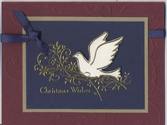 Gold Dove by kamakaz1gb - Cards and Paper Crafts at Splitcoaststampers