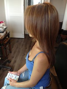 Haircolor by Sonar Beauty Austin TX Beautiful natural on Check out the website to see Asian Hair Highlights, Natural Highlights, Hair Color And Cut, Hair Colour, Brown Blonde Hair, Thing 1, Hair Shows, Pretty Hairstyles, Brunette Hairstyles